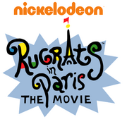 Nickelodeon Rugrats in Paris The Movie 2018 Logo
