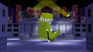 Reptar Search for Reptar