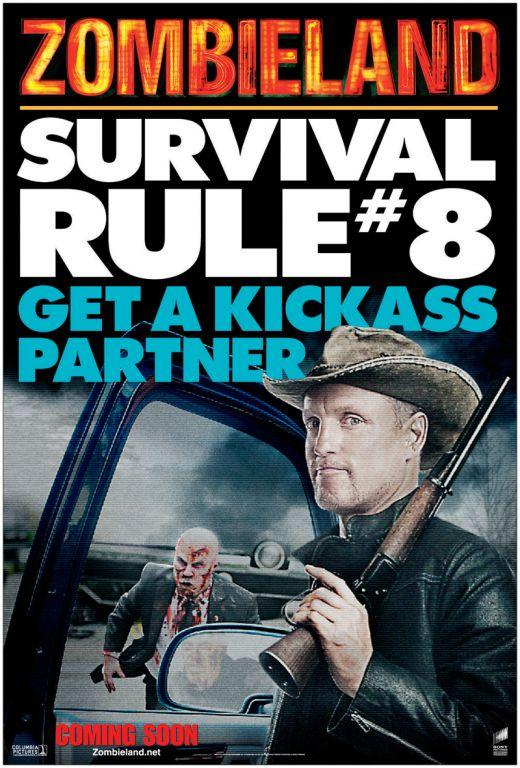 Zombieland Rules Of Survival Rulebook Wiki Fandom Powered By Wikia