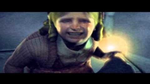 Rule of Rose cutscene on top of airship