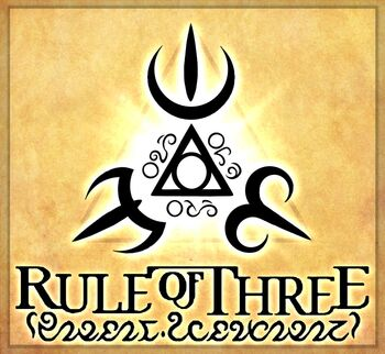 Rule of ThreeLogo