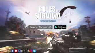 Thrilling Epic Battle Royale FPS Rules of Survival
