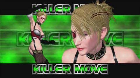 Rumble Roses XX - Mistress Spencer Killer Move (Rose Hip)