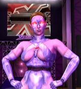 Lady X- Substance
