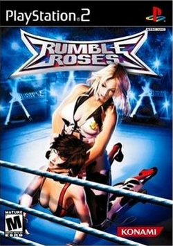 Rumble Roses Cover- USA