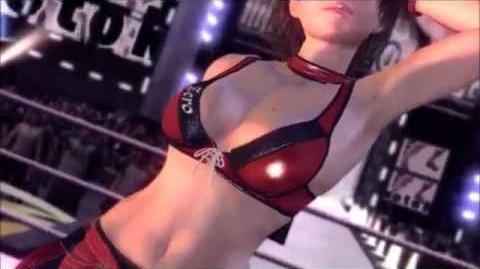Rumble Roses XX - Reiko Hinomoto Entrance-1