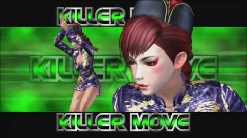 Rumble Roses XX - Great Khan Killer Move (Variegat Wolf)