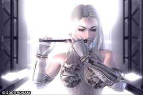 Yasha with her flute v3.0