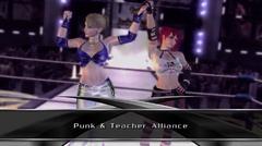 Punk and teacher alliance