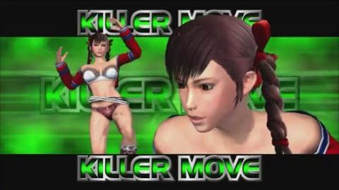 Rumble Roses XX - Aigle Killer Move (White Doe)