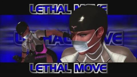 Rumble Roses XX - Dr. Anesthesia Lethal Move (Morgue)