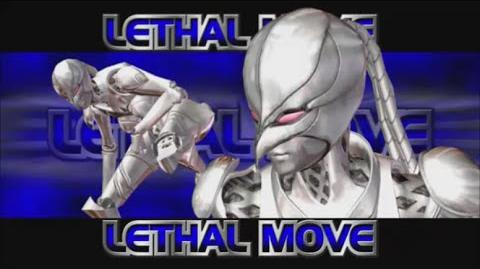 Rumble Roses XX - Lady X Subsistence Lethal Move (Detached Suplex)
