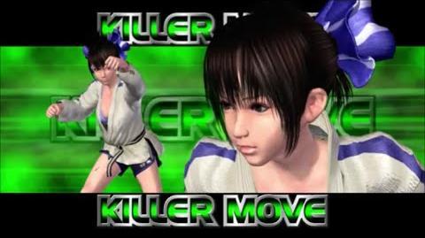 Rumble Roses XX - Makoto Aihara Killer Move (Galaxy Tornado Makoto)