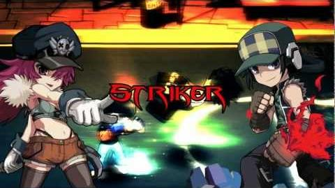 Rumble Fighter Striker-1