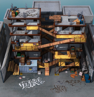 Reverse Demolition