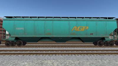 R8 C14Hopper AGP01