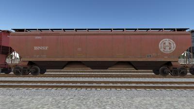 R8 C14Hopper BNSF02