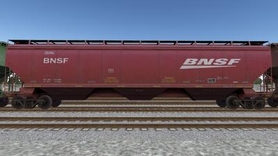 R8 C14Hopper BNSF01