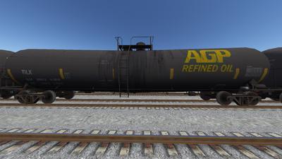 Run8 Tank107AGP01