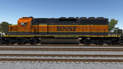 R8 SD402-2 BNSF01