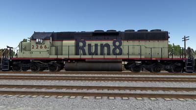 R8 SD402-2 RUNW01