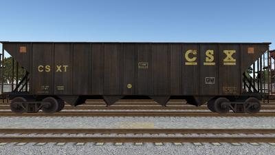 R8 Hopper BSC3600 CSX