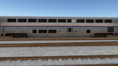R8 Amtrak SleeperPhsV