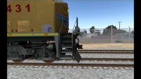 Run 8 Train Simulator. Let's get going.