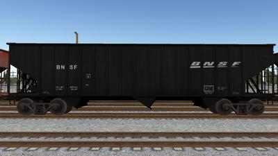 R8 Hopper BSC3420 BNSF