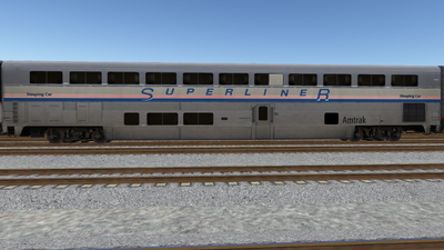 R8 Amtrak SleeperPhsIV