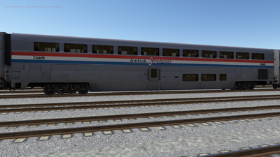 R8 Amtrak CoachPhsIII