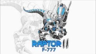 F-777 - Raptor 2 FULL FREE ALBUM MEGAMIX