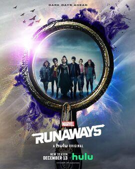 Marvel Runaways Season Three Premiere 12-13-19 Poster
