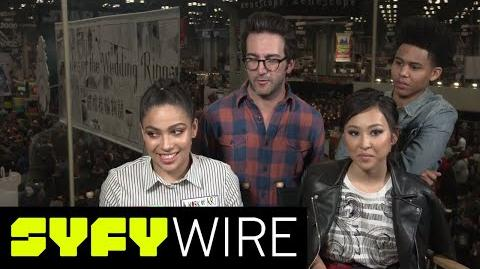 Marvel Runaways Cast Preview Season 1 New York Comic-Con 2017 SYFY WIRE