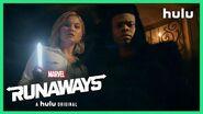 Marvel's Runaways Season 3 - Featuring Cloak and Dagger • A Hulu Original