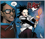 Runaways Vol 1 11 Burst