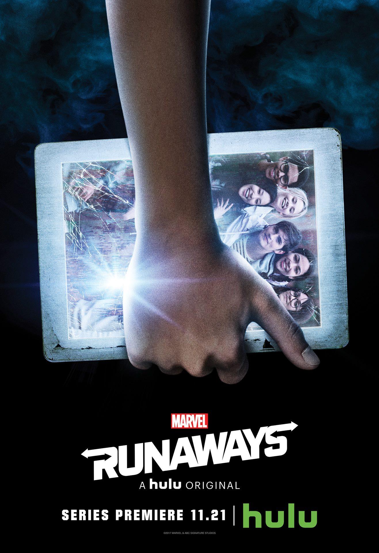 invitation letter for uk viswife%0A Runaways Alex Wilder Power Poster jpg
