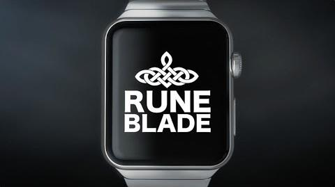 Runeblade Trailer - Best of 2015 - Only on Apple Watch