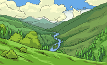 Theme Foothills 03