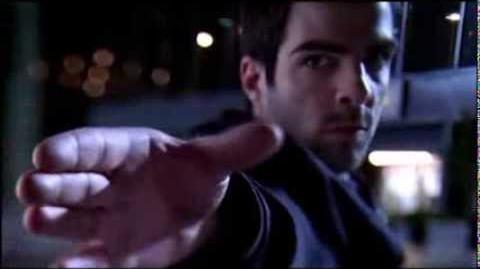 Sylar Telekinesis Supercut (Season One)