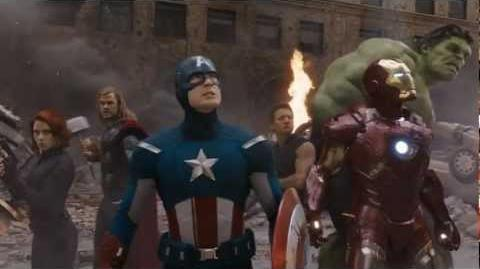The Avengers - Holding out for a Hero