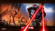 Mass Effect 2 Laser Eye Beams by DokterDume