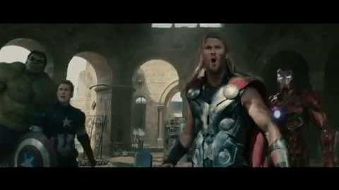 Avengers Age of Ultron - Holding out for a hero HD