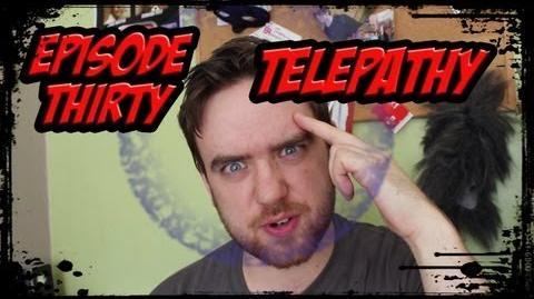 SO YOU'RE A SUPERHERO Episode 30 - Telepathy