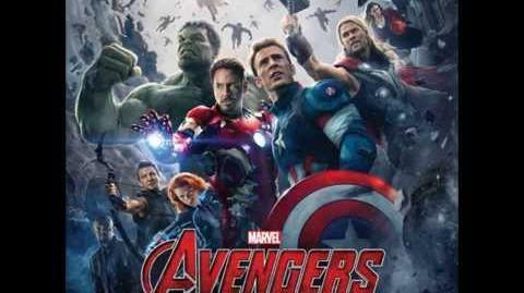 Avengers Age of Ultron Main Theme - (Danny Elfman)