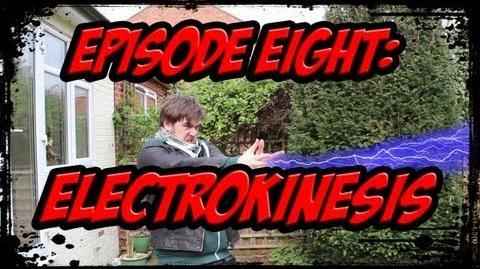 SO YOU'RE A SUPERHERO Episode 8 - Electrokinesis