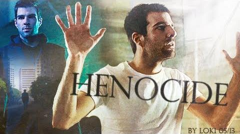 Heroes (Sylar) Henocide