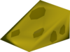 Cheese detail