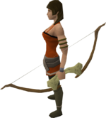 Comp ogre bow equipped