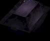 Obsidian bar detail